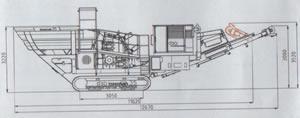 Impianto di frantumazione mobile Dsb Innocrusch 35