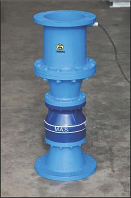 Micro Turbina idraulica tesimag